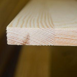 Щит мебельный (сосна, сорт А-А)