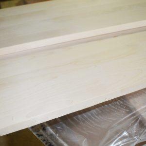Щит мебельный (береза, сорт А-А)